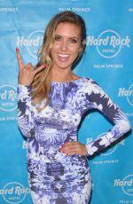 AUDRINA PATRIDGE at Hard Rock Hotel Palm Springs Opening