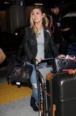 AUDRINA PATRIDGE at LAX Airport in Los Angeles 2103