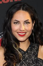 BARBARA MORI at Cesar Chavez Premiere in Los Angeles
