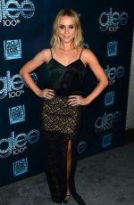 BECCA TOBIN at Glee 100th Episode Celebration in Los Angeles