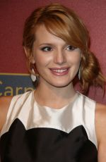 BELLA THORNE at QVC 5th Annual Red Carpet Style Event in Beverly Hills
