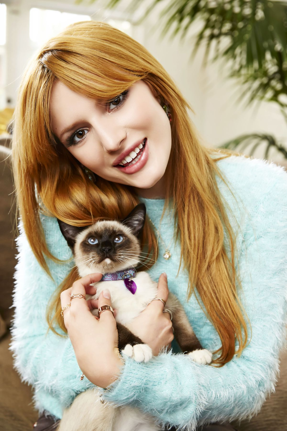 BELLA THORNE - Sara Jaye Weiss Photoshoot