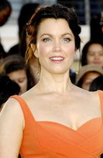 BELLAMY YOUNG at Divergent Premiere in Los Angeles