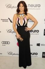 BELLAMY YOUNG at Elton John Aids Foundation Oscar Party in Los Angeles