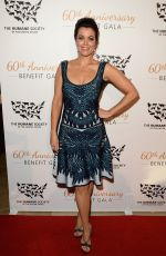 BELLAMY YOUNG at Humane Society of the US 60th Anniversary Gala in Beverly Hills