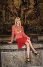 BETH BEHRS in Watch Magazine, April 2014 Issue