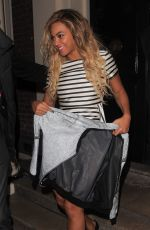 BEYONCE at Arts Club in Mayfair in London