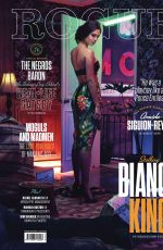 BIANCA KING in Rogue Magazine, March 2014 Issue