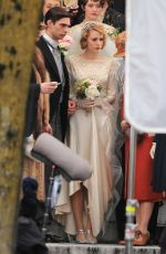 BLAKE LIVELY Get Married on the Set of Age of Adaline in Vancouver
