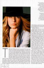 BLAKE LIVELY in Elle Magazine, April 2014 Issue