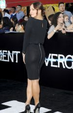 BRIANA EVIGAN at Divergent Premiere in Los Angeles