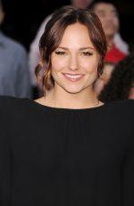 BRIANA EVIGAN at Divergent Premiere in Los Angeles