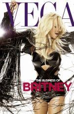BRITNEY SEARS in Vegas Magazine, February 2014 Issue