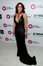 BRITNEY SPEARS at Elton John Aids Foundation Oscar Party in Los Angeles