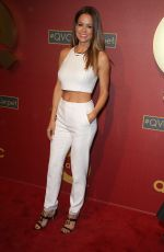 BROOKE BURKE at QVC 5th Annual Red Carpet Style Event in Beverly Hills