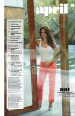 BROOKE BURKE in Health Magazine, April 2014 Issue