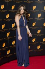 BROOKE VINCENT at RTS Awards in London