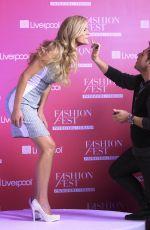 BROOKLYN DECKER at Fashion Fest SS14 in Mexico