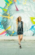 BROOKLYN DECKER - Liverpool Fashion Fest Spring/Summer 2014 Photoshoot