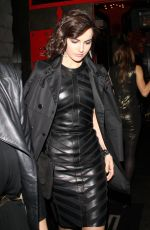 CAMILA BELLE Leaves Chi Lin Restaurant in West Hollywood