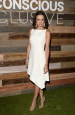 CAMILLA BELLE at H&M Conscious Collection Dinner in West Hollywood