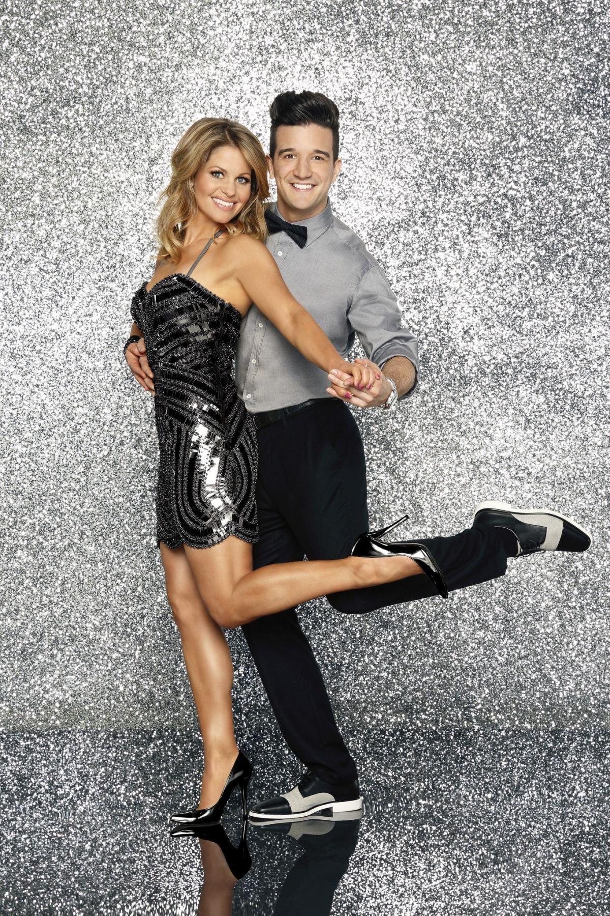 CANDACE CAMERON BURE - Dancing with the Stars - Season 18 Promo