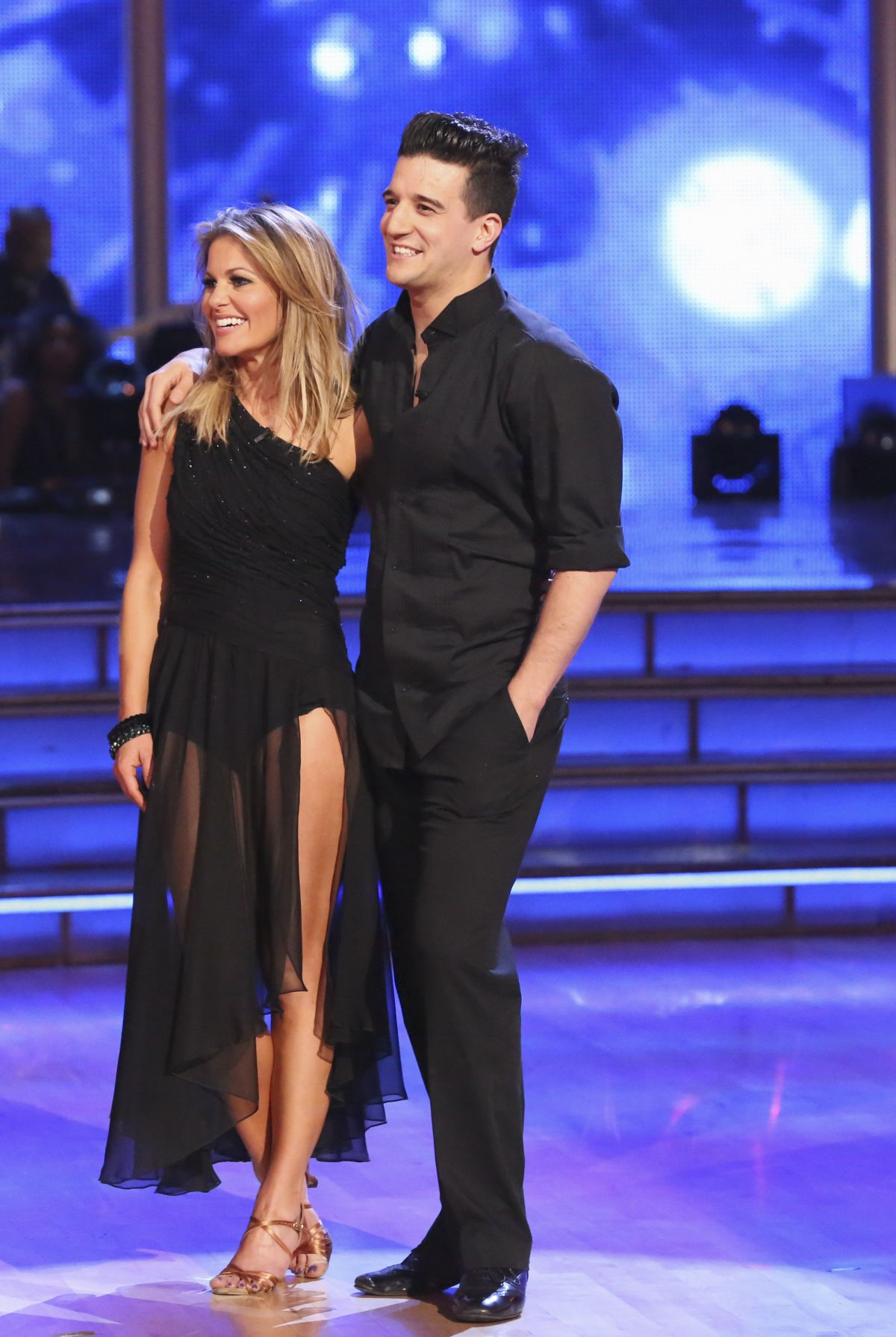 Candace Cameron dancing with the stars week 1