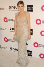 CARLY STEEL at Elton John Aids Foundation Oscar Party in Los Angeles