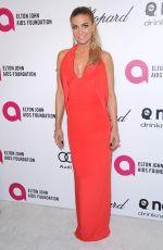 CARMEN ELECTRA at Elton John Aids Foundation Oscar Party in Los Angeles