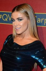 CARMEN ELECTRA at QVC 5th Annual Red Carpet Style Event in Beverly Hills