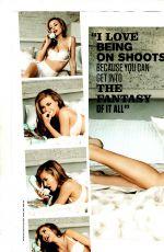 CARMEN ELECTRA in FHM Magazine, April 2014 Issue