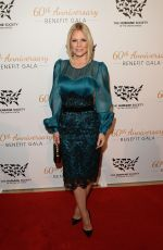 CARRIE KEAGAN at Humane Society of the US 60th Anniversary Gala in Beverly Hills