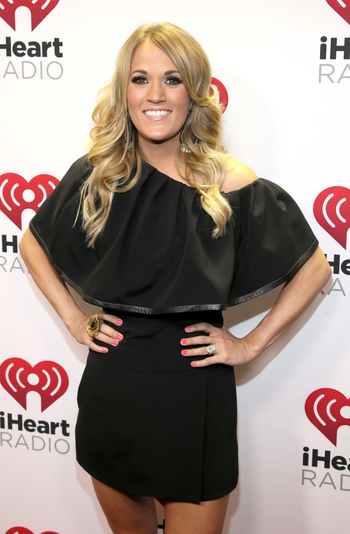 CARRIE UNDEWOOD a iHeartRadio Country Festival in Austin