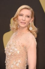 CATE BLANCHETT at 86th Annual Academy Awards in Hollywood