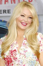 CHARLOTTE ROSS at Muppets Most Wanted Premiere in Los Angeles