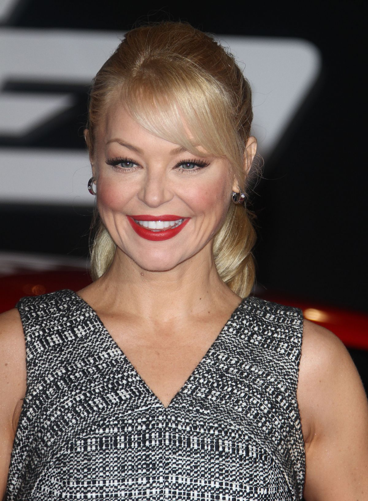 CHARLOTTE ROSS at Need for Speed Premiere in Hollywood