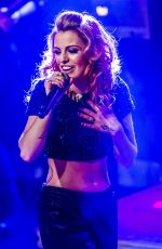 CHER LLOYD Performs at a Concert in Detroit