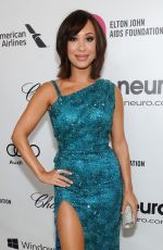 CHERYL BURKE at Elton John Aids Foundation Oscar Party in Los Angeles