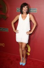 CHERYL BURKE at QVC 5th Annual Red Carpet Style Event in Beverly Hills
