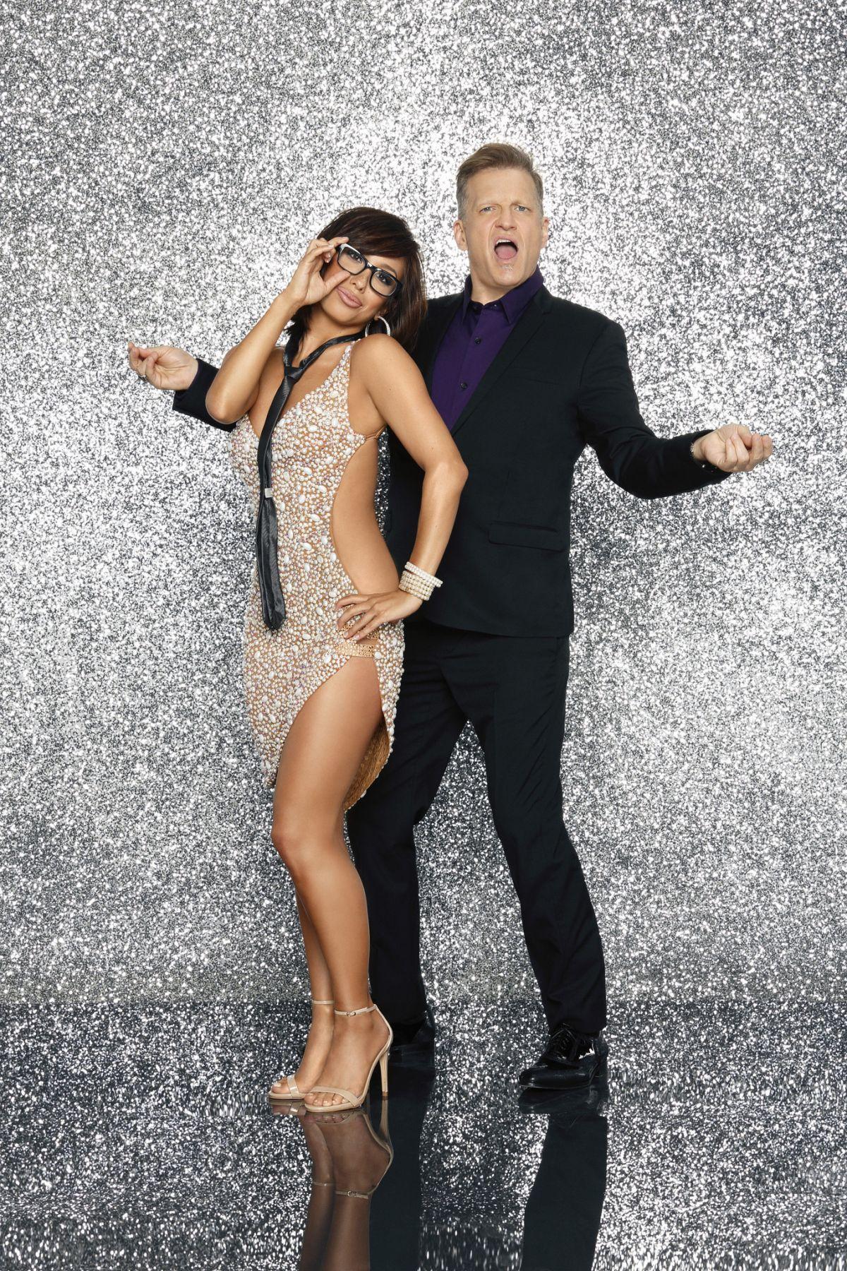 CHERYL BURKE - Dancing with the Stars - Season 18 Promo