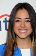 CHLOE BENNET at Paleyfest 2014 Honoring Agents of S.H.I.E.L.D. in Hollywood
