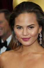 CHRISSY TEIGEN at 86th Annual Academy Awards in Hollywood