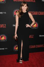 CHRISTA B ALLEN at Cesar Chavez Premiere in Hollywood