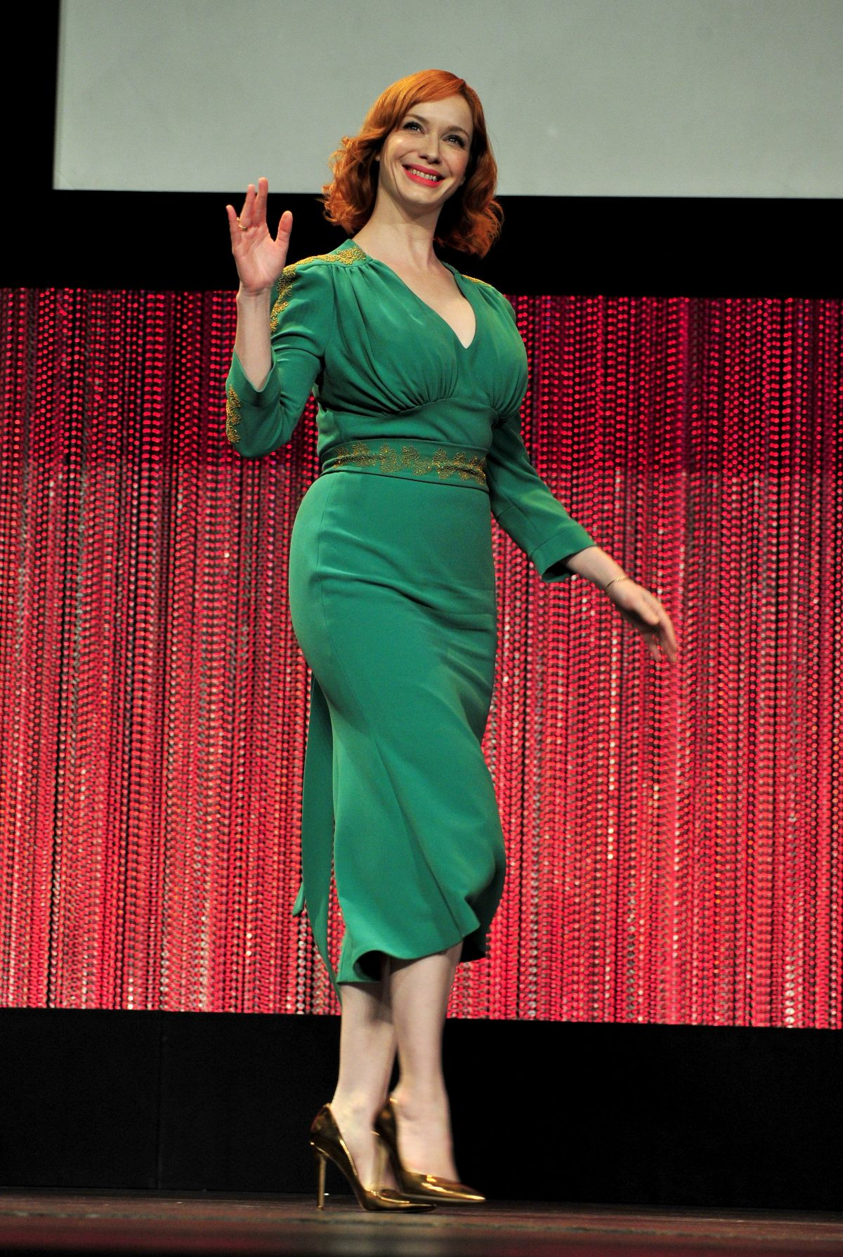 image Christina hendricks mad men
