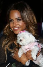 CHRISTINA MILIAN at Style Fashion Event in Los Angeles