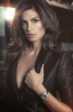 CINDY CRAWFORS - Omega Watch Spring/Summer 2014 Campaign