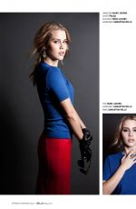 CLAIRE HOLT in Bello Magazine, March 2014 Issue