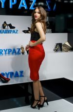 CLARA ALONSO at Marypaz Store Opening in Madrid