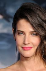 COBIE SMULDERS at Captain America: The Winter Soldier Premiere in Hollywood