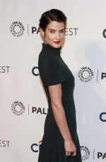 COBIE SMULDERS at How I Met Your Mother Farewell in Hollywood